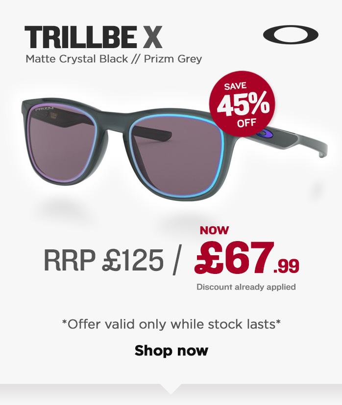 Oakley Sunglasses Sale - Trillbe X