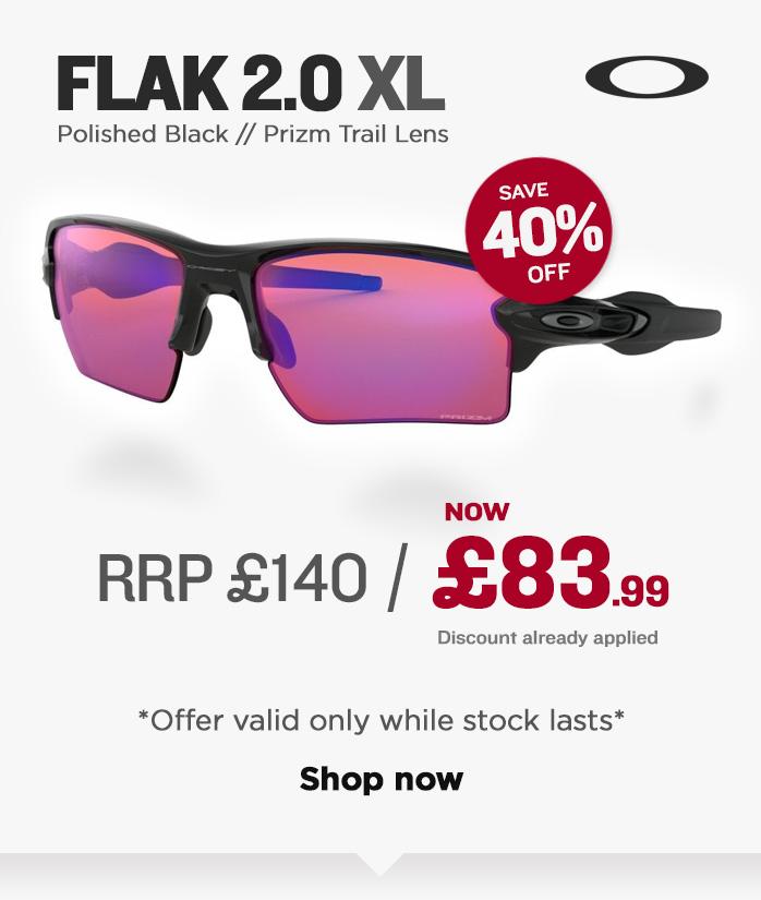 Oakley Sunglasses Sale - Flak 2.0 XL