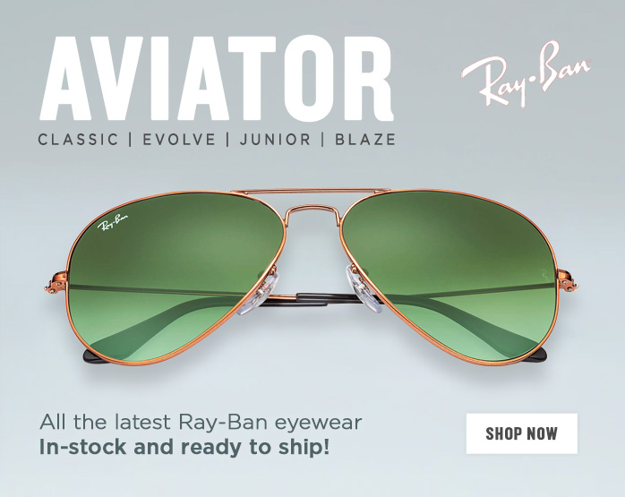 Shop all Ray-Ban Aviator Sunglasses