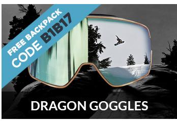 Dragon Snow Goggles