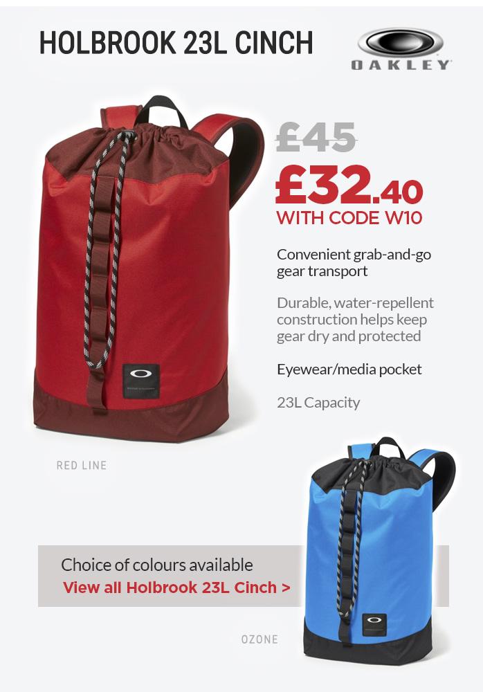 Oakley Holbrook 23L Cinch Backpack