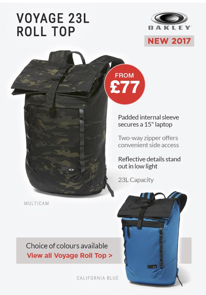 Oakley Voyage Roll Top Backpack