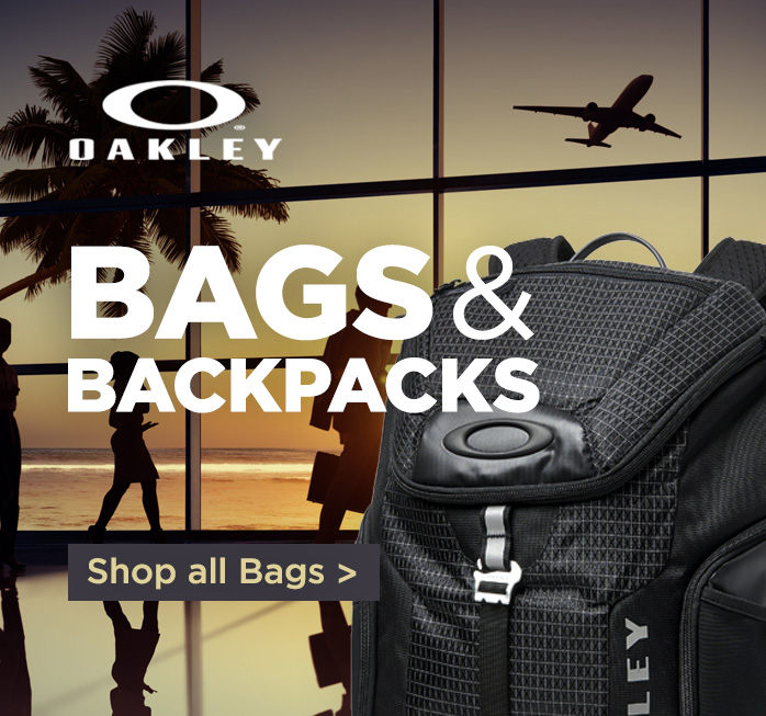 Oakley Bags and Backpacks, Extra 20% Off