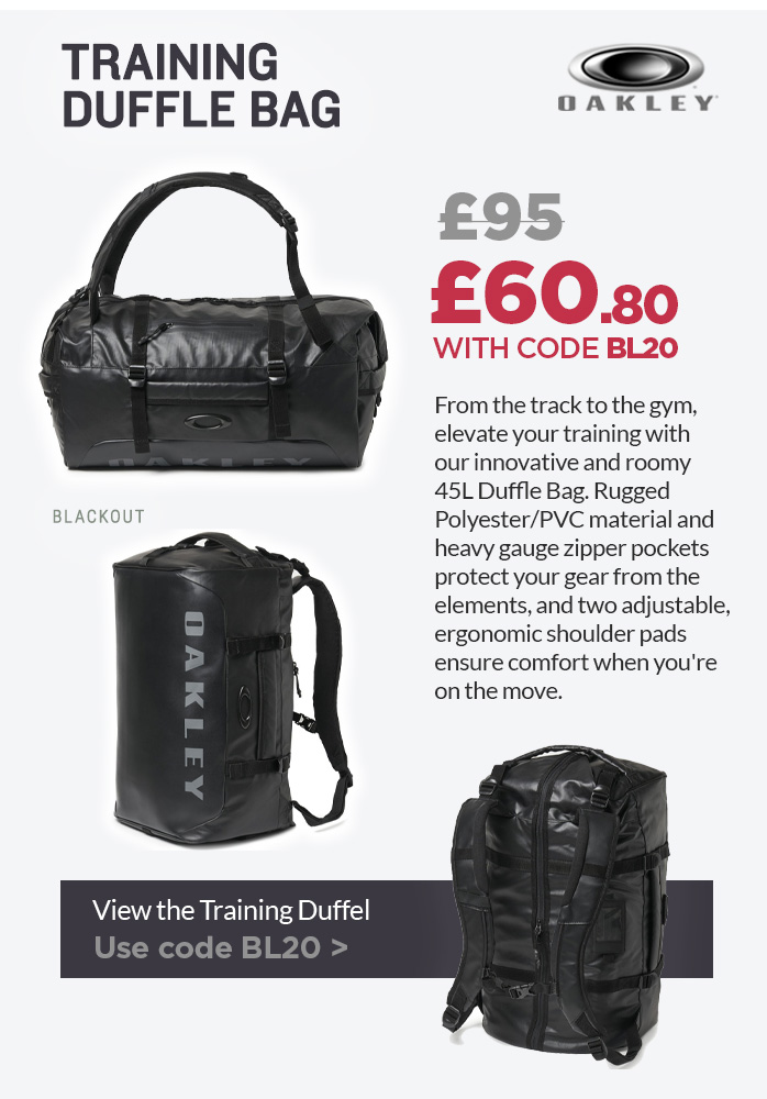 Oakley Training Duffle