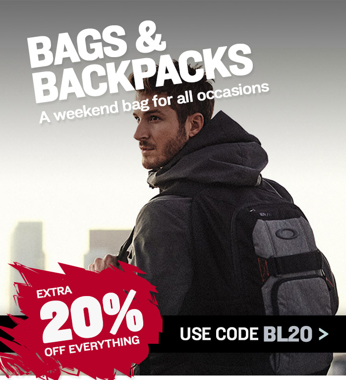 Black Friday Bags and Backpacks