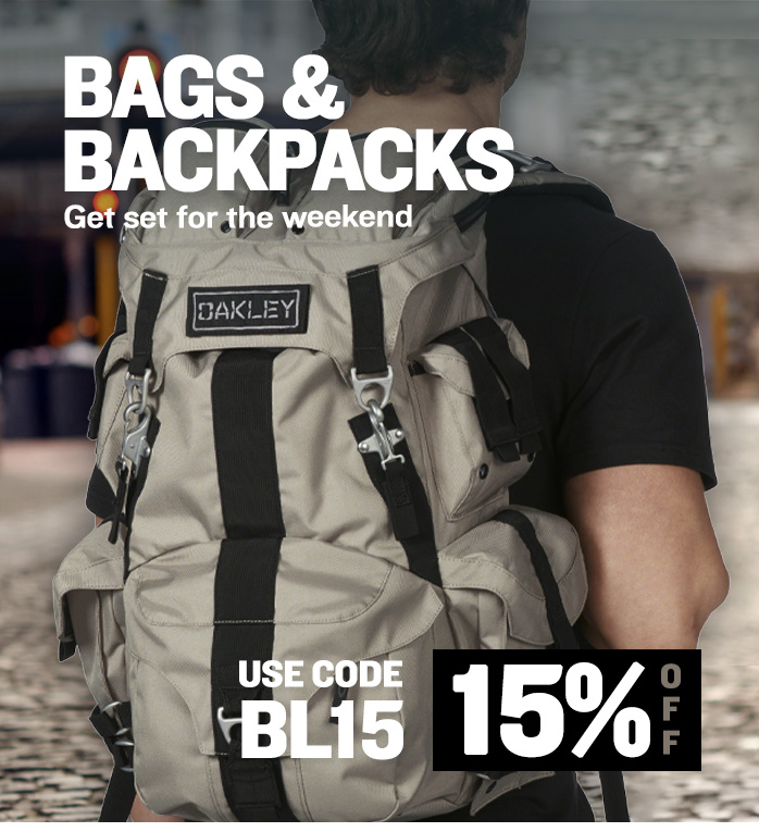 Black Friday - Bags and Backpacks