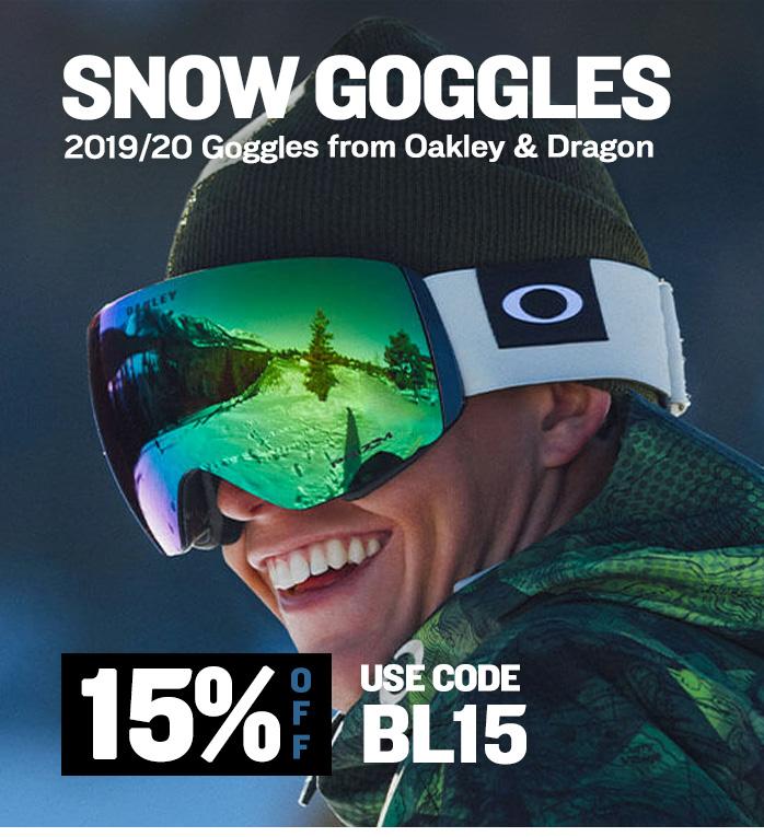 Black Friday - Ski Goggles