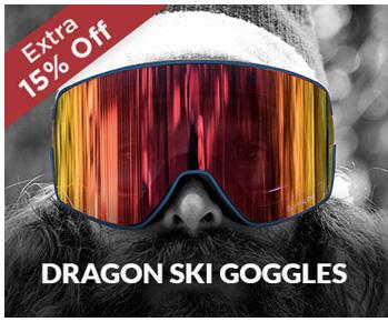 Dragon Ski Goggles