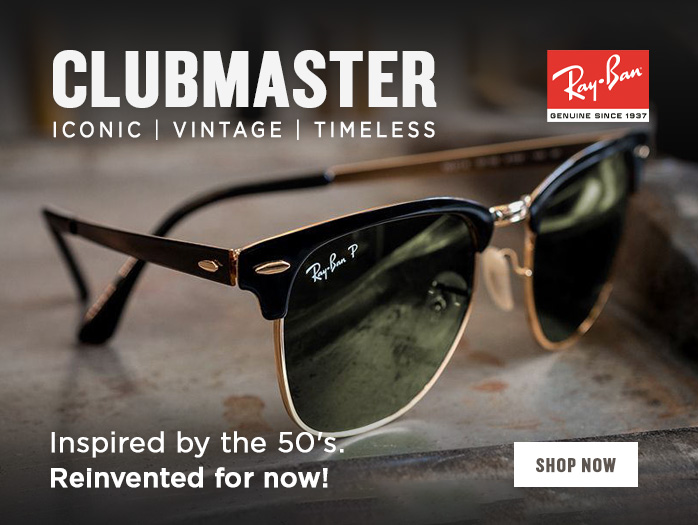 Shop all Ray-Ban Clubmaster Sunglasses