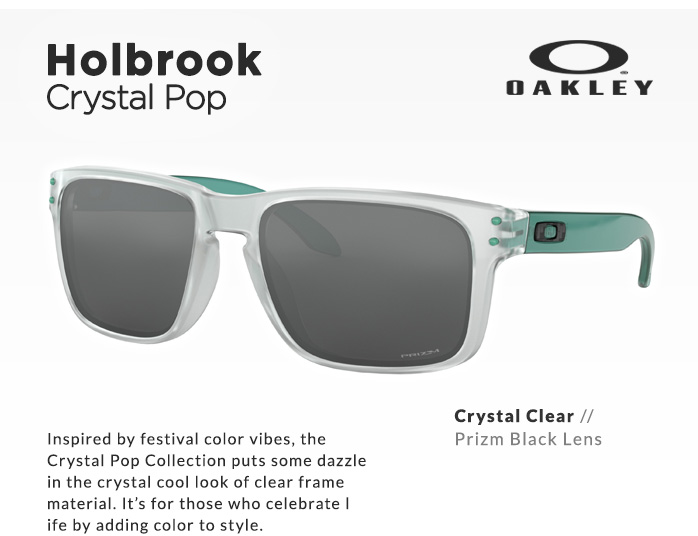 Shop by Style | Holbrook Crystal Pop