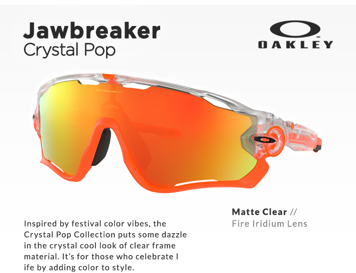 Shop by Style | Jawbreaker Crystal Pop