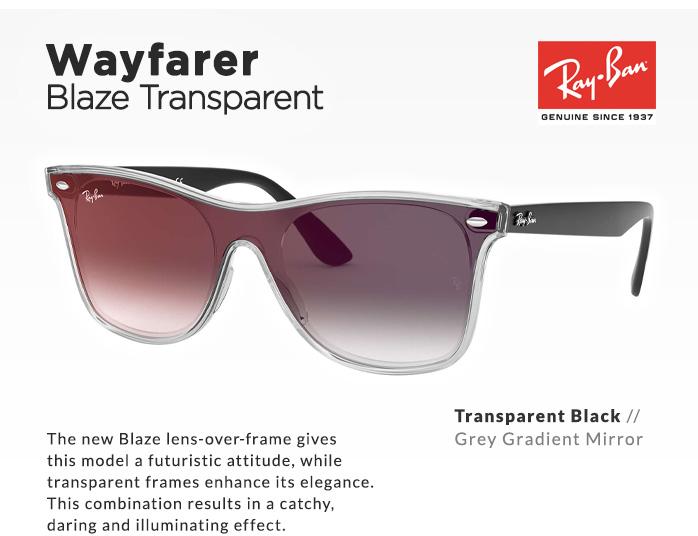 Shop by Style | Wayfarer Blaze