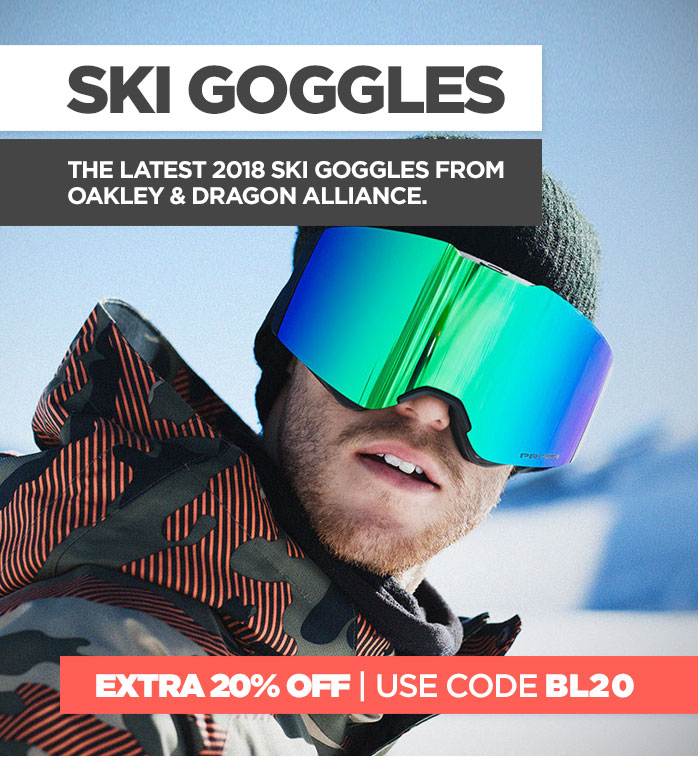 Cyber Monday Goggles