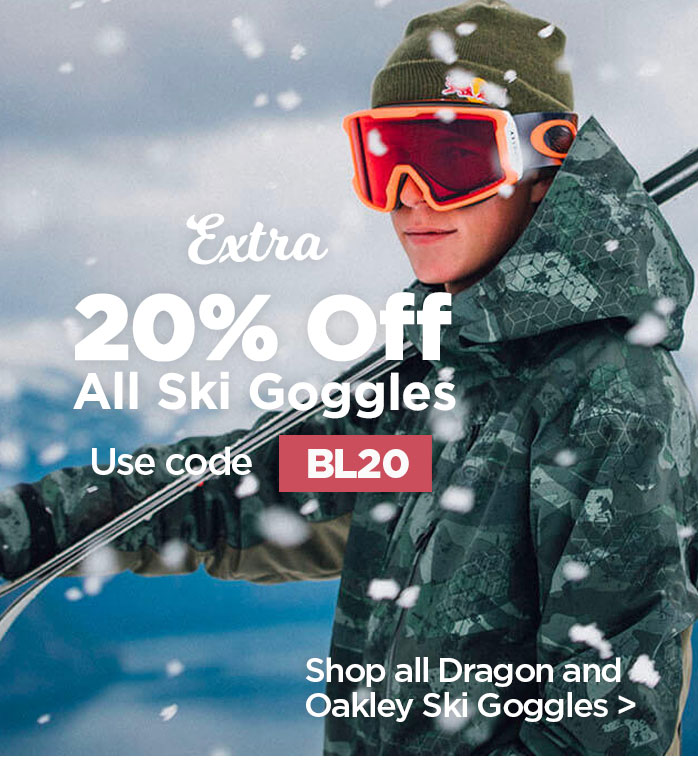 Black Friday Goggles