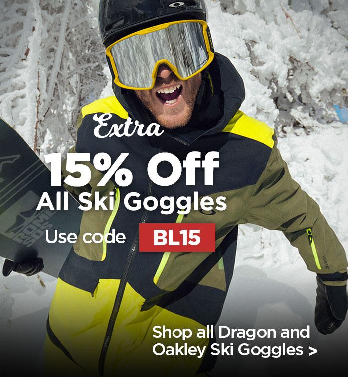 Cyber Week Goggles