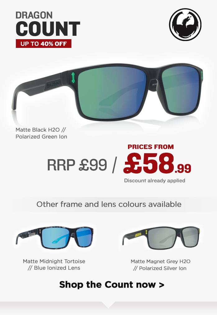 Dragon Sunglasses Sale - Count