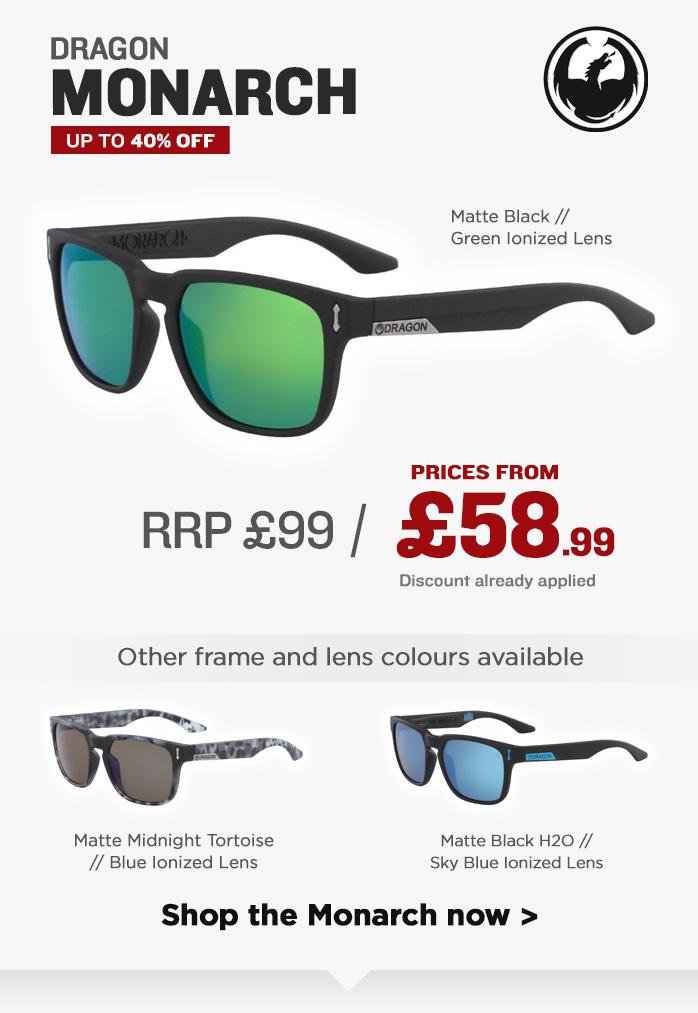 Dragon Sunglasses Sale - Monarch