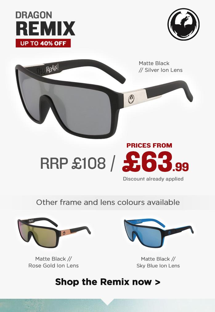 Dragon Sunglasses Sale - Remix