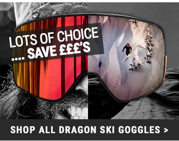 Dragon Aliiance Goggles