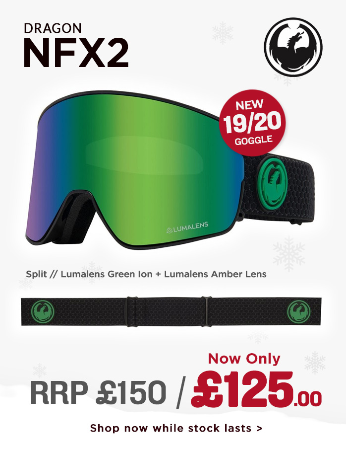 Dragon Goggle Sale - NFX2