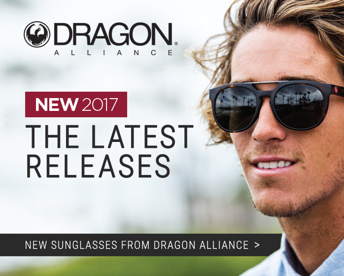 New 2017 Sunglasses from Dragon Alliance