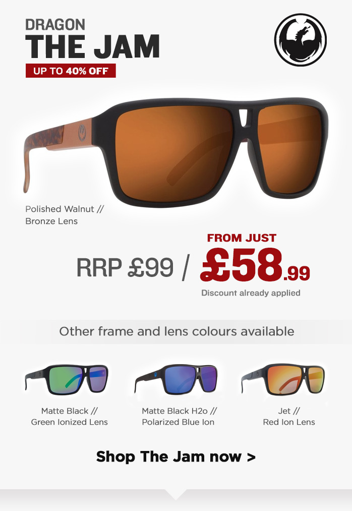 Dragon Sunglasses Sale - The Jam