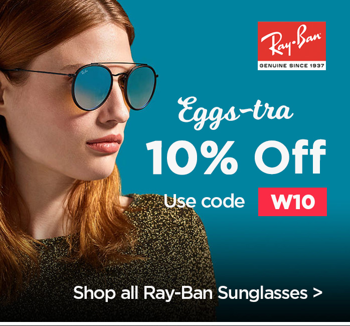 Eggs-tra Discount for Easter