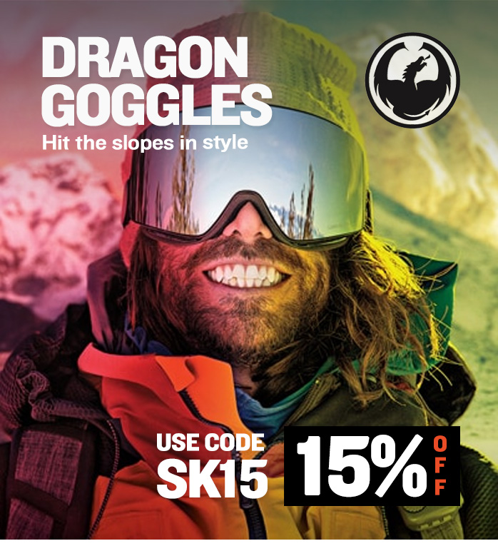 Dragon Goggle Sale
