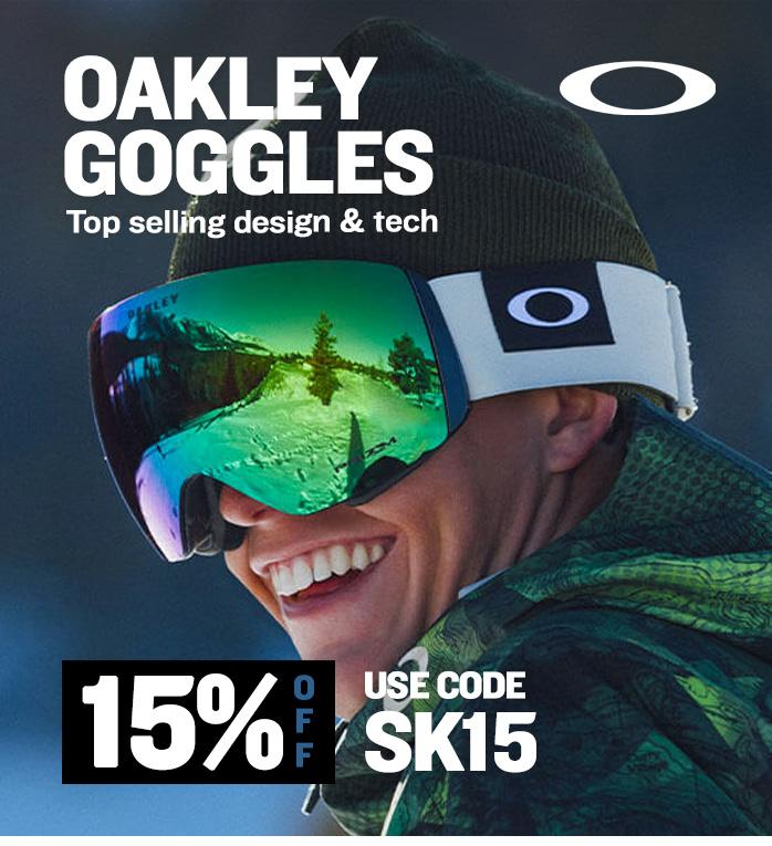 Oakley Goggle Sale