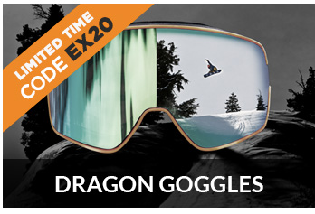 Dragon Snow Gogggles