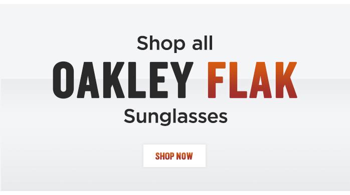 View all Flak Sunglasses