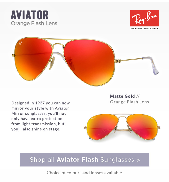 Shop by Style | Flash Aviators