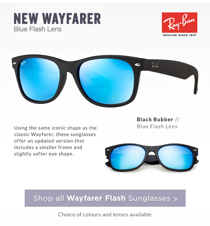 Shop by Style | New Wayfarers Flash