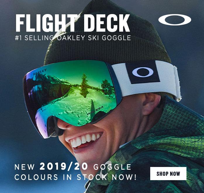 Shop all Oakley Flight Deck Goggles