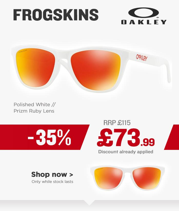 Oakley Sunglasses Sale - Frogskins