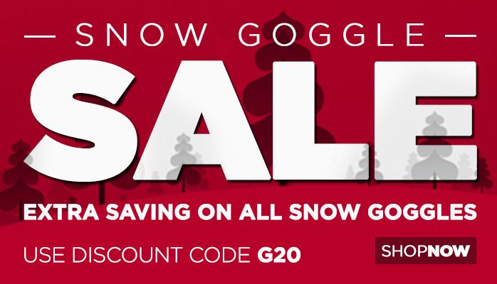 Ski Goggle Sale