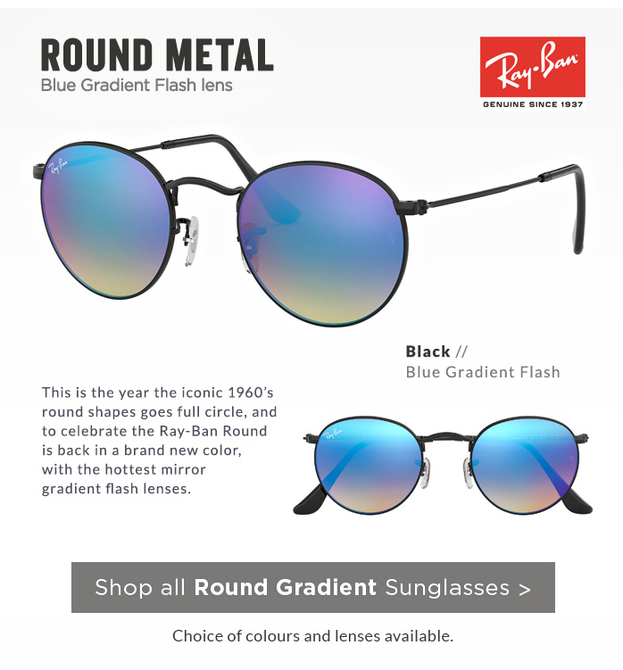 Shop by Style | Gradient Round Metal