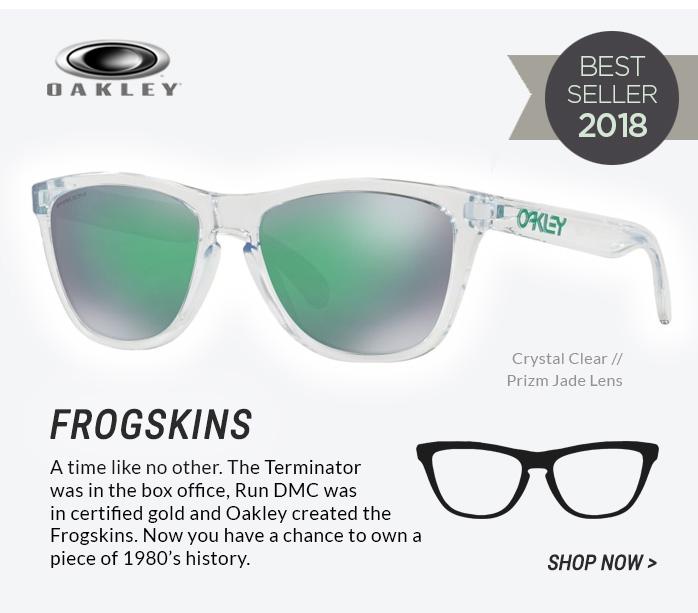 Oakley Frogskins