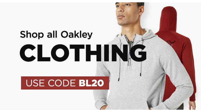 Shop all Oakley Clothing