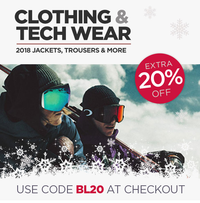 Clothing and Tech Wear