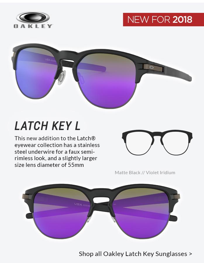 Oakley Latch Key L