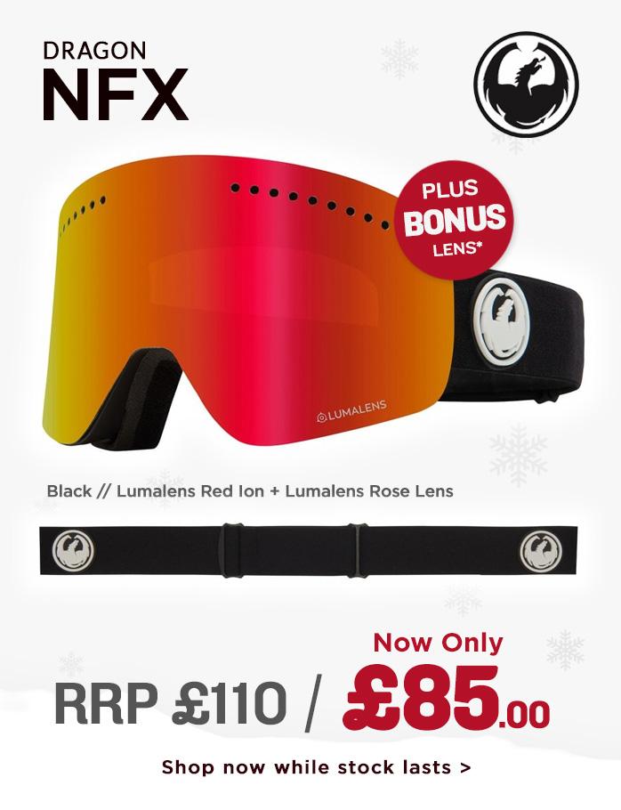 Dragon Goggle Sale - NFX