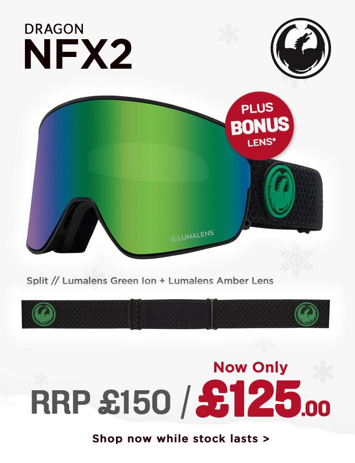 Dragon Goggle Sale - NFX2