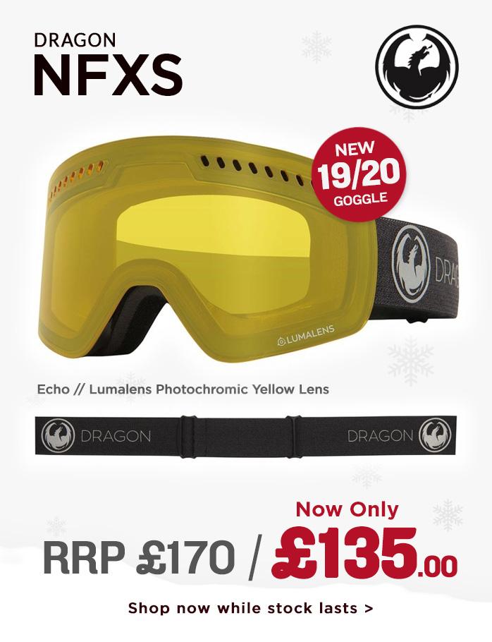Dragon Goggle Sale - NFXs