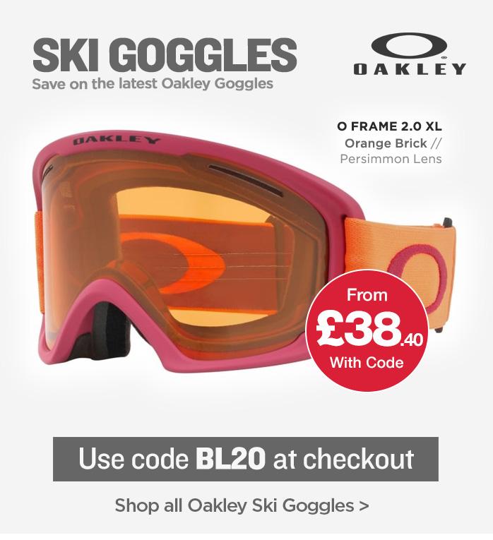 Oakley Snow Goggles