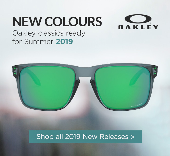 New Oakley Colours 2019