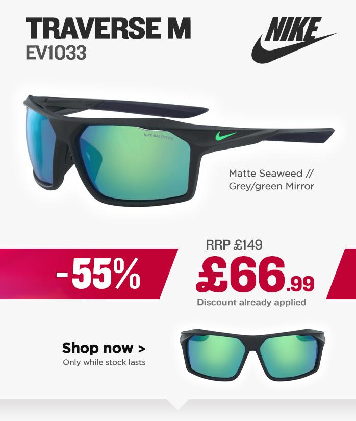 Nike Sunglasses Sale - Traverse