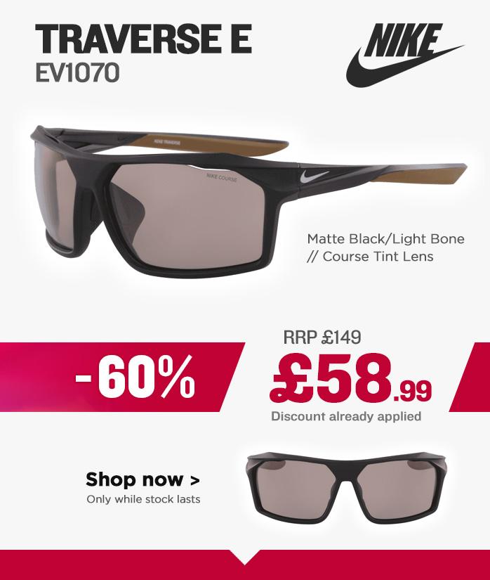 Nike Sunglasses Sale - Traverse E