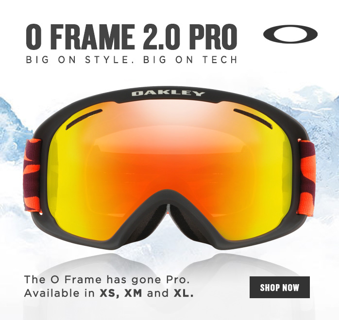 Shop all Oakley O Frame 2.0 Pro Ski Goggles