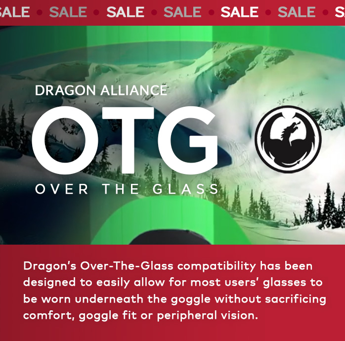 Dragon Goggles Sale